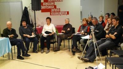 ILUNABAR LITERARIOA ARETXABALETA 2009